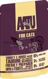AATU For Cats Turkey&Goose паучи для кошек с индейкой и гусем